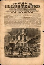 Image of  Frank Leslie's Illustrated Newspaper from Sept. 24, 1864 through Dec. 25, 1865 (46 issues) - 2008/08.0766