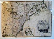 Image of Carte des Etatis-Unis l'Amerique suicant le Traite de Paix de 1783,  - 2015/07.0826