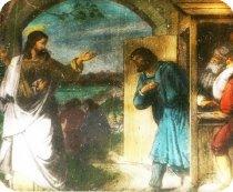 Image of Victor Anim. Slide: Calling of Matthew