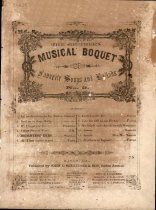 Image of W6867 - Music, Sheet