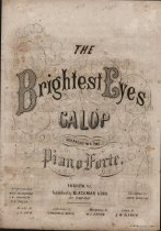 Image of Cover: The Brightest Eyes galop