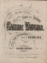 """Image of Cover: """"Carrie Vaughn"""""""