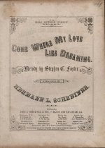 Image of W6915 - Music, Sheet
