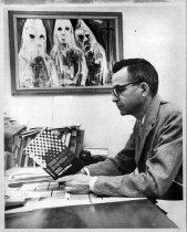 Image of MU Professor Paul D. Stewart