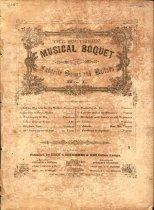 Image of W7187 - Music, Sheet