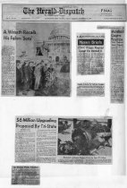 Image of 2016/0503.08A.22 - Newspaper
