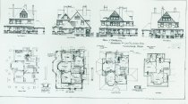 Image of Dempwolf Architectural Drawings Collection - George M. Jones Residence