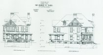 Image of Dempwolf Architectural Drawings Collection - George W. Parr Residence