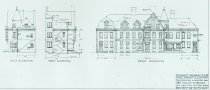 Image of Dempwolf Architectural Drawings Collection - Mrs. Philip B. Dean Residence