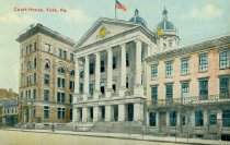 Image of Postcard Collection - York County Courthouse