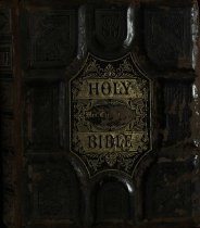 Image of YCHT Family Bible Collection - Johnson/Burton/Beogers/Kennard/Walker Family Bible
