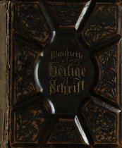 Image of YCHT Family Bible Collection - Von Gunten/Miller Family Bible