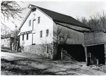 Image of Grant M. Voaden Mills - Crumbling Grist Mill and Store
