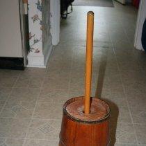 "Image of Churn - 18"" Butter Churn, purchased on Ebay"