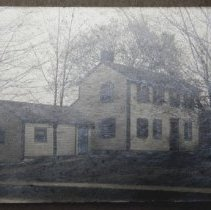 Image of Photograph - Sage-Proctor Homestead.  Formerly 29 North Road (moved to Carlisle in 1991).