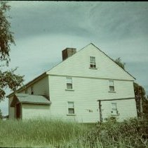 Image of Photograph - 1940 photo of Richard Wheeler house then owned by William and Lillian Monson