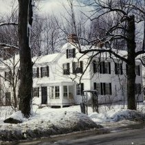 Image of Photograph - Jonas Monroe House ca.1954. Later demolished.