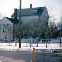 Image of Photograph - Lydia E. Pinkham house at 227 Great Road.