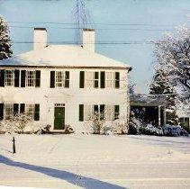 Image of Photograph - Built ca.1775 by Reuben Duren for Col. Jones. Photo taken in 1950s.