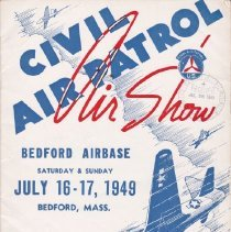 Image of Civil Air Patrol Air Show Program -