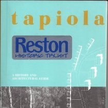 Image of A guide to the city garden of Tapiola - Book
