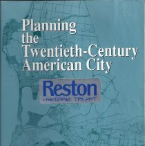 Image of Reassesses the history of planning ideas and the impact of the planning process on specific neighborhoods, regions, and urban communities in the United States since 1900. - Book
