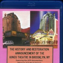 Image of The History and Restoration Announcement of the Kings Theatre in Brooklyn, NY
