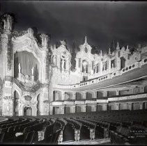 Image of Chicago Architectural Photographing Company - OH-Toledo-Paramount Auditorium Right Wall Across Main Floor