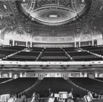 Image of Chicago Architectural Photographing Company - NY-Buffalo-Shea's Buffalo Stage to Auditorium Rear