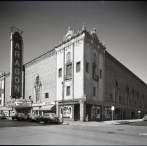 Image of Chicago Architectural Photographing Company - IL-Chicago-Aragon Ballroom General Exterior