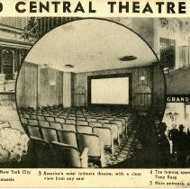 Image of NY-NYC-MAN-Grand Central postcard fron