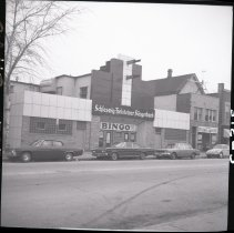 Image of Q Negatives - IL-Chicago-Roscoe as German Hall in 1973