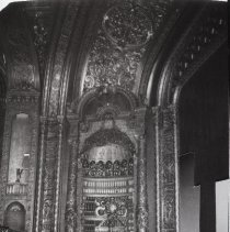 Image of Q Negatives - IL-Chicago-Marbro Left organ grille, 1963