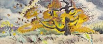 Image of Charles Burchfield, Autumn Wind