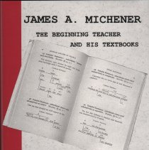 Image of How James Michener got started in the book business