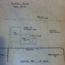Image of Borough Permits - James R. Happ  Ashland & Washington  Doylestown, Pa.  For Ronald Goelz, Chem Clean  Ashland St. near Lafayette St. (old Boro Maintenance Bldg.) Enclosed w/permit: Floorplan & Elevations, Letter from Happ Contractors, Inc.   Building Permit # 74-18 Bldg. Inspector: Charles Kollo  North Wall; unit 3; shelf B; box 14 More documentation may be available at DHS