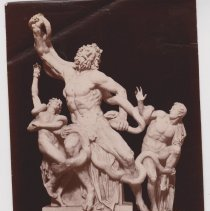 "Image of Geil - photograph of statue ""laocoonte"" at the Vatican Museum