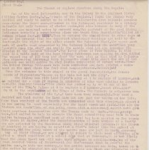"""Image of Geil - """"the church of england missions among the maoris"""" top left corner notes """"letter no. 5 / sheet no. 2""""  note: located in folder """"Misc. Writings: 'Aboriginal Inhabitants of New Zealand'; 'Church of England Missions Among the Maoris'"""""""