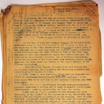 Image of Geil - Kweilin, Kwangsi Dec. 1, 1909  has four pages  Located in folder: Journal: Kwangsi, Nov. 22 - Dec. 14, 1909