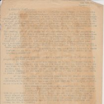 """Image of Geil - three typed pgs (one duplicate): """"a chinese feast""""   Located in folder: """"18 Capitals: chap. 7 - Notes & Ms. Material"""""""