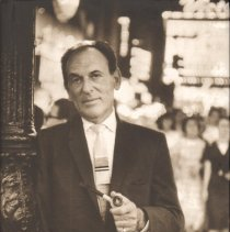 Image of Moss Hart was a playright and owned a house in Aquetong in Solebury Township, PA.