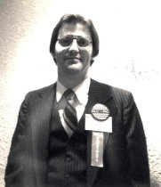 Image of Jarrett M. Wise, AAPA Leader, New Orleans Conference, 1980.