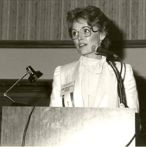Image of Judith B. Willis, St. Louis Conference, 1983