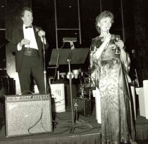 Image of Jarrett Wise and Judith Willis, 1983