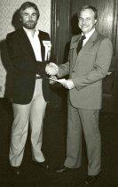 Image of Ron Dickinson and Jim Konopa, 1984
