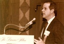 Image of Robert Curry, APAP President, 1984