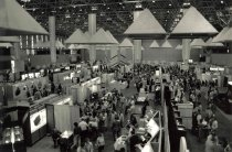 Image of Booths at Denver Conference, 1984
