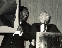 Image of Noel McFarlane and James Konopa, 1986
