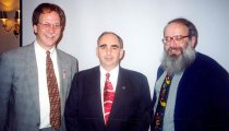 Image of Bill Kohlhepp, S. McNeely, and Bruce Fichandler 1997