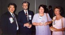 Image of R. Scott Chavez, Lynn Caton, Nicole Gara, Debbie Gerbert, 1995